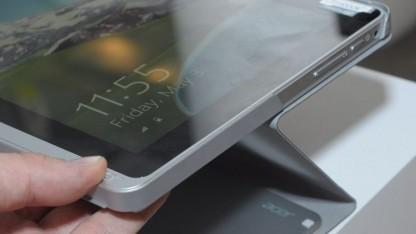 Acer könnte sein Aspire P3 auch als Tablet mit Zubehör vermarkten.