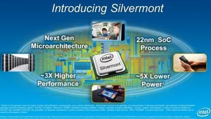 Intels Silvermont-Architektur