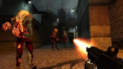 Half Life 2 ist als Beta für Linux erhältlich.