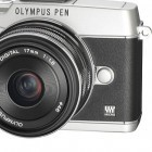 Pen E-P5: Olympus schwelgt im Kameradesign der 60er