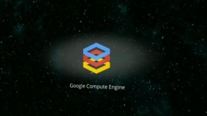 Google Compute Engine mit Debian als Standard