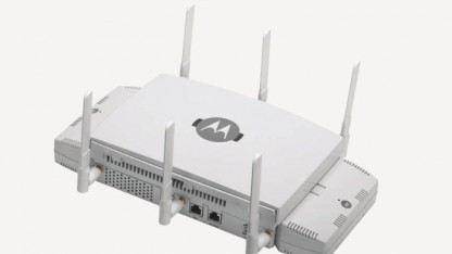 Motorolas AP 8232 beherrscht 802.11ac.