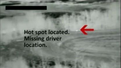Bild aus der Überwachungsdrohne