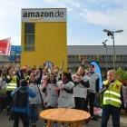 Brieselang bei Berlin: Amazon schickt befristet Beschäftigte nach Hause