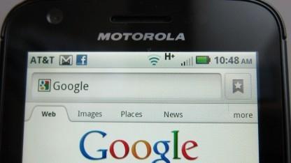 Mobile Suche im Jahr 2011