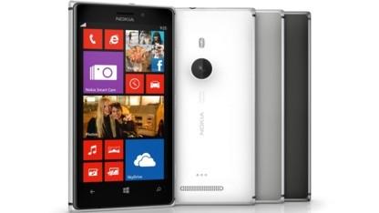 Der Nanogenerator ist nur so groß wie dieses Lumia 925.