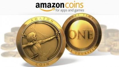 Amazon Coins: virtuelle Währung für Smartphones und Tablets