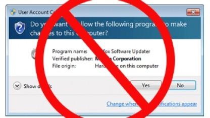 Im Wartungsservice von Mozilla-Produkten steckt eine Sicherheitslücke.