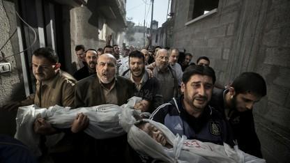 Das umstrittene Siegerbild des World Press Photo Award 2012