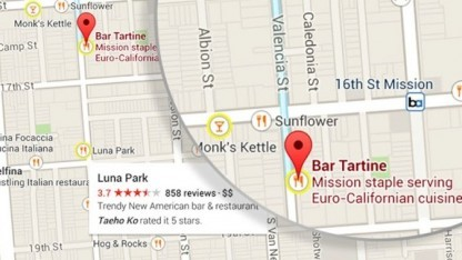 Neues Google Maps