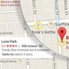 Google Maps: Kartenmaterial passt sich dem Nutzer an