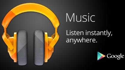 Google Play Music erhält Update.