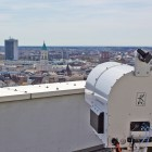 Projekt Millilink: Fraunhofer-Institut überträgt 40 GBit/s über Richtfunk