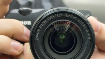 Erhält die Canon EOS M bald einen Nachfolger?