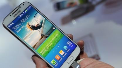 Galaxy S4 - große Nachfrage