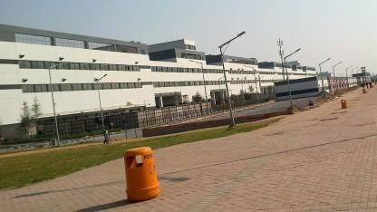 Foxconn-Fabrikanlage in Zhengzhou