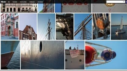 Flickr im neuen Gewand