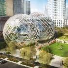 Seattle Campus: Amazon baut sich einen Wald in riesigen Glaskugeln