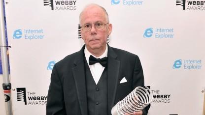 Steve Wilhite mit Webby Award: bescheidener Anfang als frühes Netscape-Logo