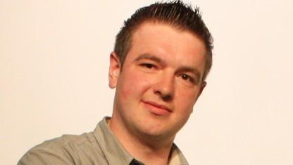 Alexander Bertram hat für sein Projekt Antscout den Univention Absolventenpreis gewonnen.