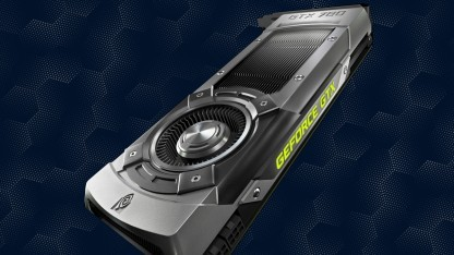Das Referenzdesign der Geforce GTX-780