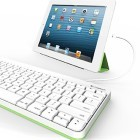 Logitech: iPad-Tastatur mit Kabel