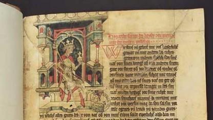 Der Sachsenspiegel und das sächsische Lehnrecht
