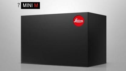 Teaser für die Leica Mini M