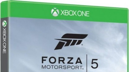 Forza 5 in Xbox-One-Verpackung
