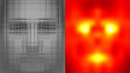 Gesichtserkennung (Symbolbild): gut ausgeleuchet und der Kamera zugewandt