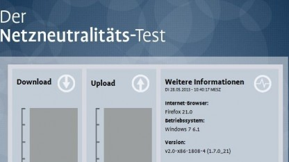 Messsoftware der Bundesnetzagentur