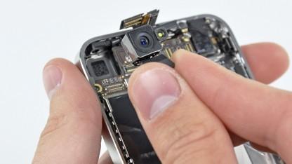 Innenleben eines iPhones im Jahr 2010