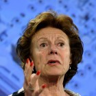 Mobilfunk: Neelie Kroes will Roamingkosten abschaffen