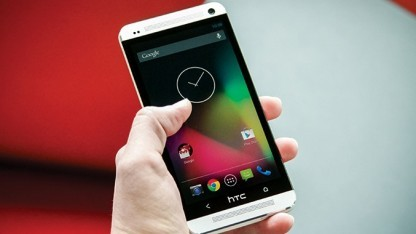 Google-Version des HTC One