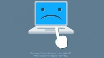 Chromebooks im Developer Modus
