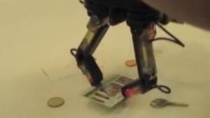 Roboterhand: Klauen-artige Hände ersetzen