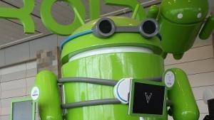 Eine Sicherheitslücke aus dem Linux-Kernel gibt es auch in Android.