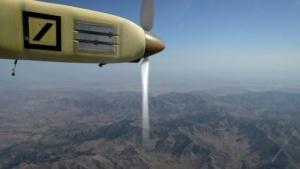 Solarflguzeug Solar Impulse: über Roswell nach Dallas