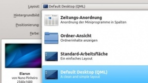 KDE 4.11 Beta 1 bringt experimentelle Unterstützung für Wayland mit.