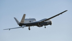 MQ-4C Triton: Aufklärungsdrohne der US-Marine fliegt zum ersten Mal