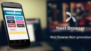 Next Browser vom Go-Launcher-Team