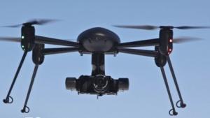 Symbolfoto: Draganflyer ES - eine Flugdrohne mit Foto- und Filmfunktion