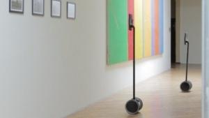 Telepräsenzroboter: Elektro-Roller mit iPad-Kopf wird ausgeliefert