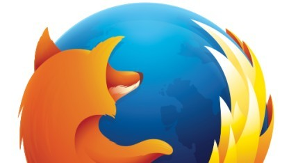 Vereinfachtes Logo für Firefox 23
