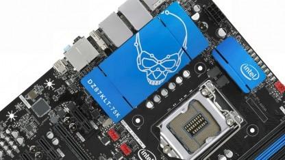 Intels letztes High-End-Mainboard Kingsley mit Sockel LGA-1150