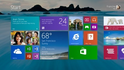 Windows 8.1 kommt am 18. Oktober 2013.