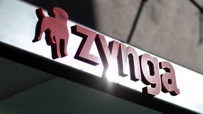 Logo Firmenzentrale Zynga