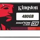 SSDNow KC300: Kingston-SSD mit 84.000 IOPS