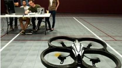 Gedankengesteuerte Drohne: Fliegen mit der Faust