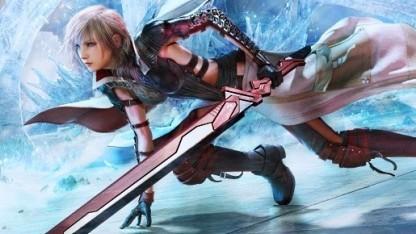 Artwork von Final Fantasy 13-3 Lightning Returns